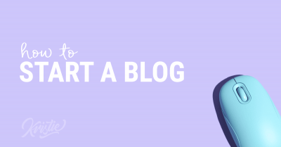 Learn how to start a blog